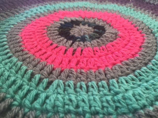 Lauren Crochet Mandala for Wink