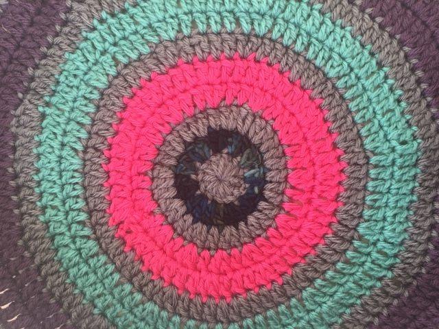 Lauren Crochet Mandala