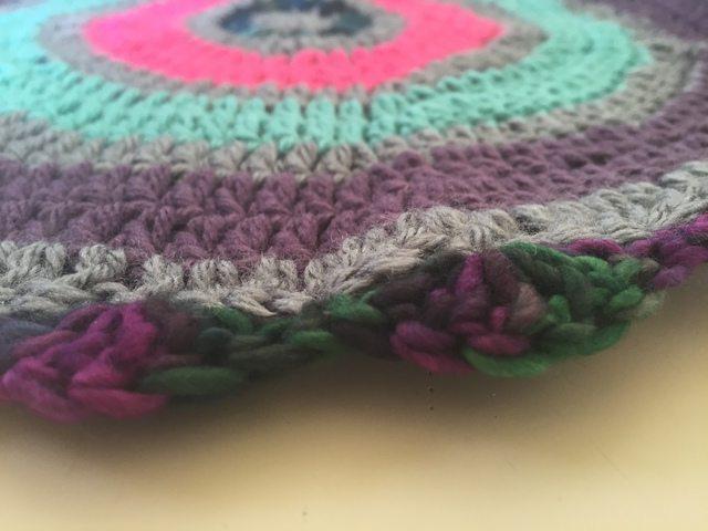 Lauren Crochet MandalaForMarinke