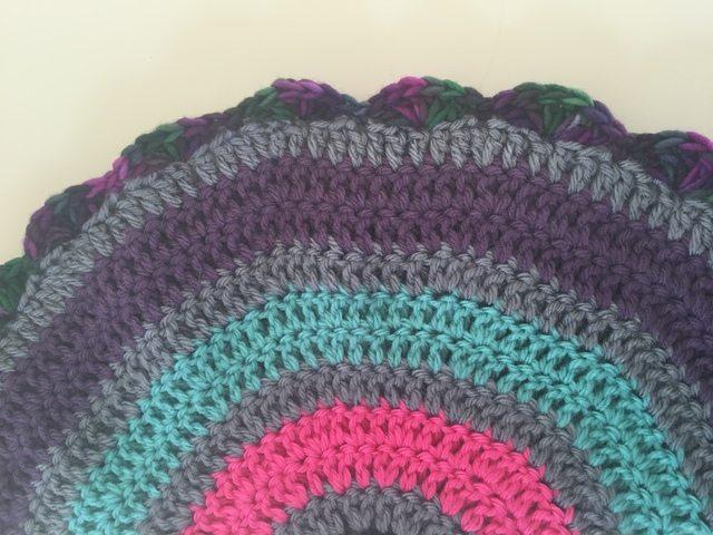 Lauren's Crochet MandalaForMarinke