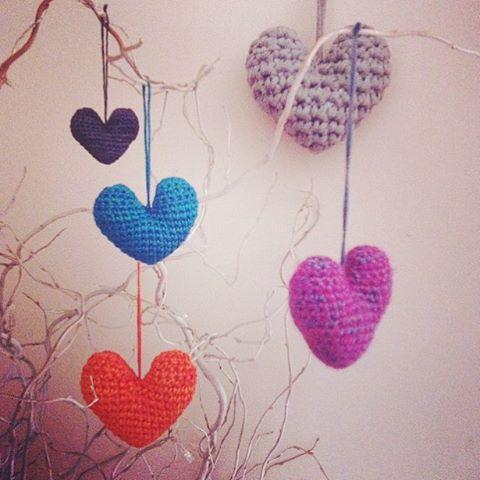 abagfullofcrochet crochet hearts