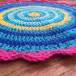 anonymous crochet mandalas