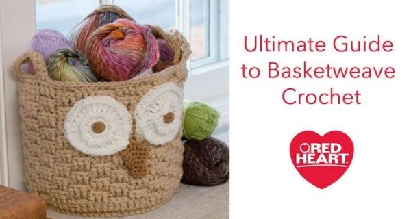 basketweave crochet