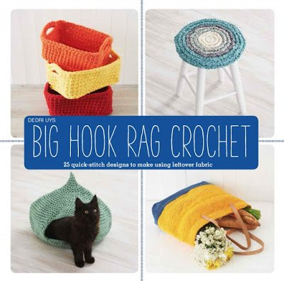 Crochet Patterns Large Hook : ... who contributed a dog blanket pattern to this unique crochet book