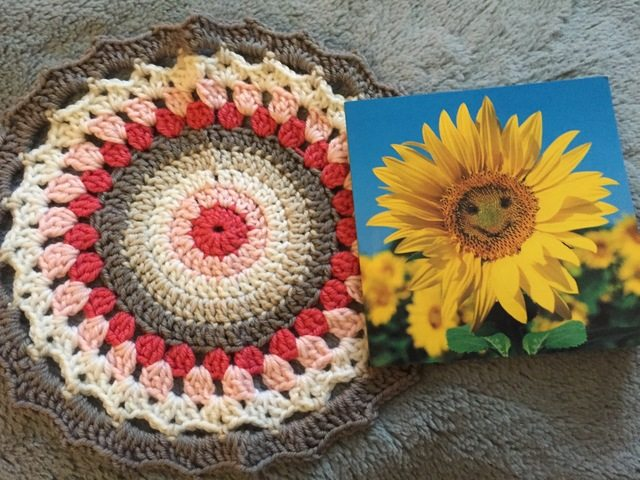 caroline crochet mandalas for marinke
