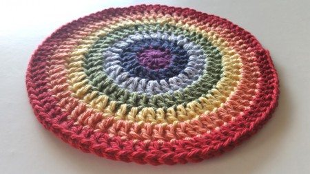 Crocheting A Circle : 50 Fabulous Crochet Tutorials for Learning to Crochet