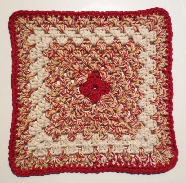 Crochet Granny Square Dishcloth Pattern : Magnificent Crochet Finds Including 30+ New Crochet Patterns