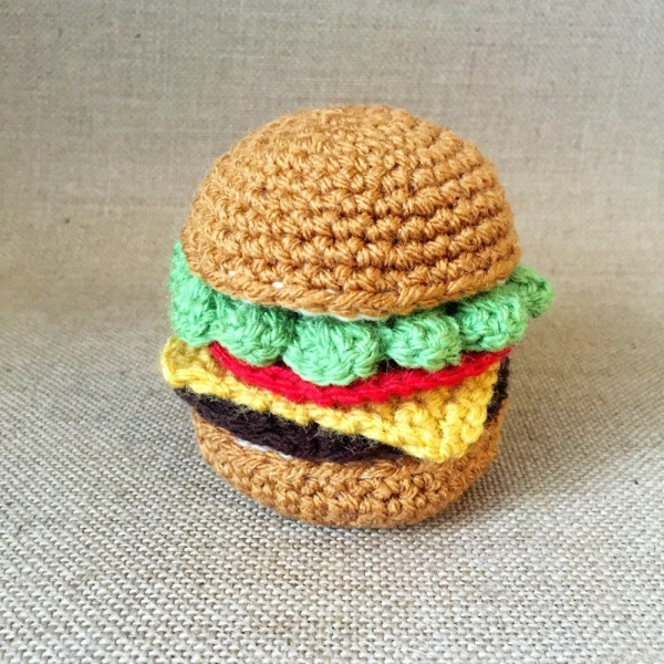15 Free Food Crochet Patterns Crochet Patterns How To Stitches