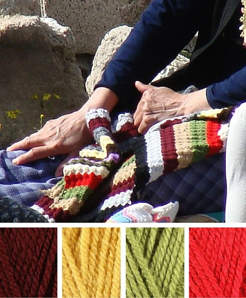 crochet in turkey