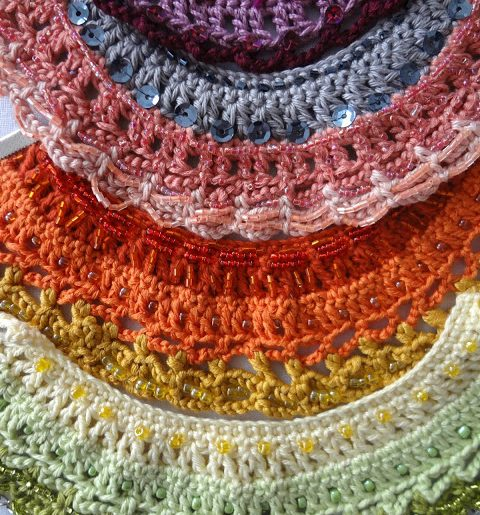 15 Pretty Crochet Accessories Patterns Crochet Patterns How To