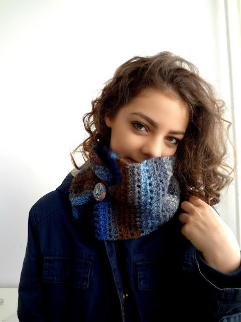 crochet scarf pattern for sale
