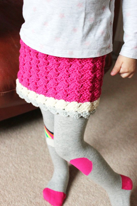 crochet pattern di gonna