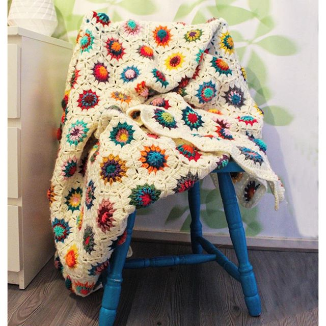 duduhandcraft crochet blanket