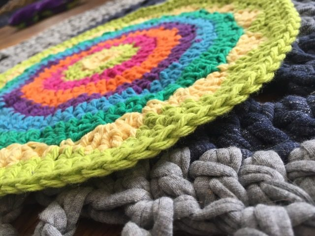 Cindy's Crochet Mandalas For Marinke
