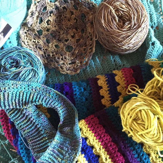 jrkinyak crochet wips