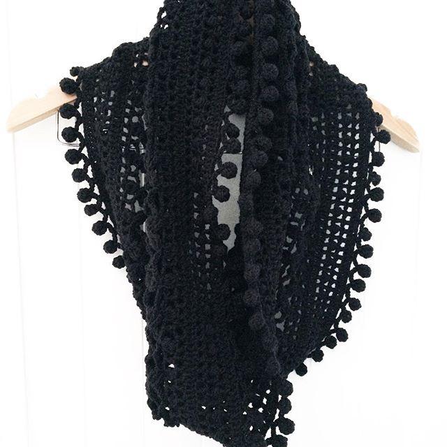 knitpurlhook crochet cowl