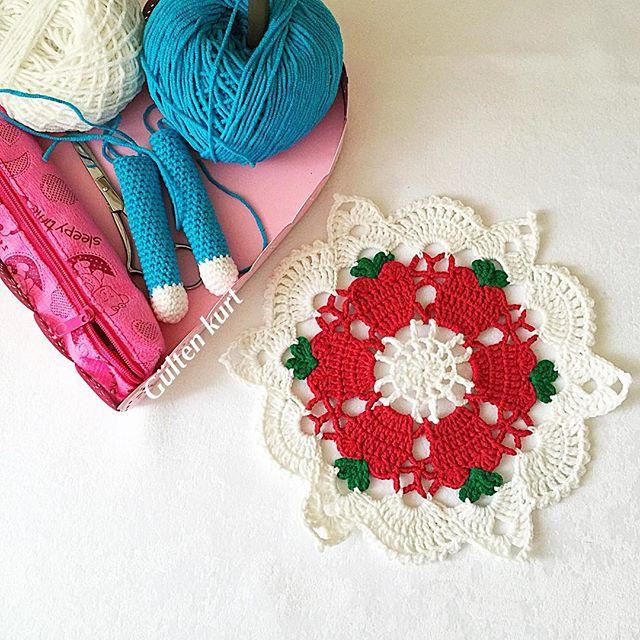 kurtgulten crochet doily
