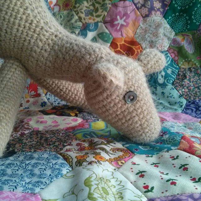 mrsdaftspaniel crochet camel