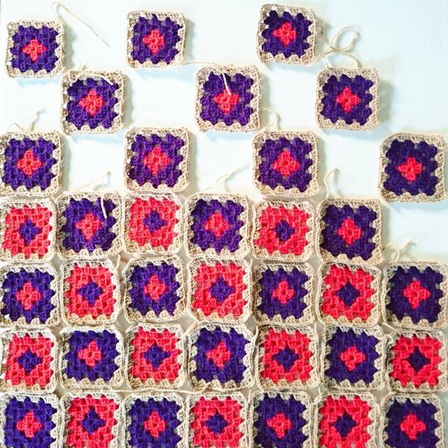 muriesu crochet granny squares