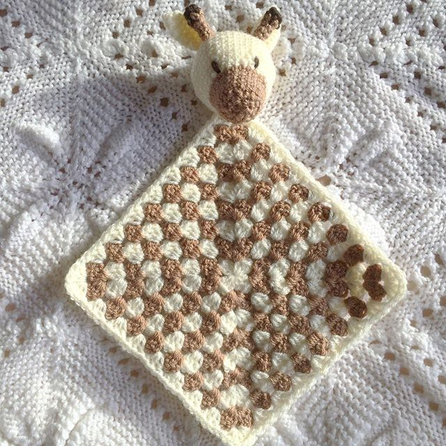 patternpiper crochet granny lovely giraffe