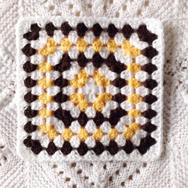 patternpiper crochet granny square