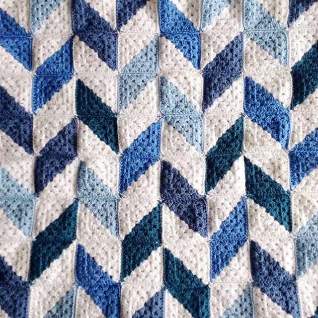 patternpiper crochet patchwork blanket