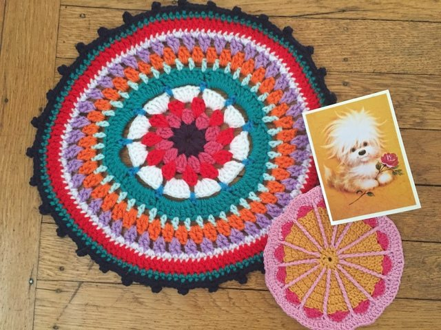 paulines crochet mandalas for marinke