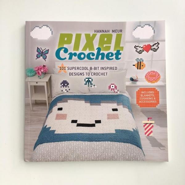 pixel crochet book