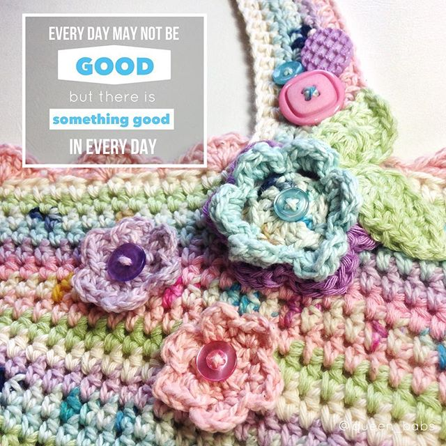 queen_babs every day something good crochet