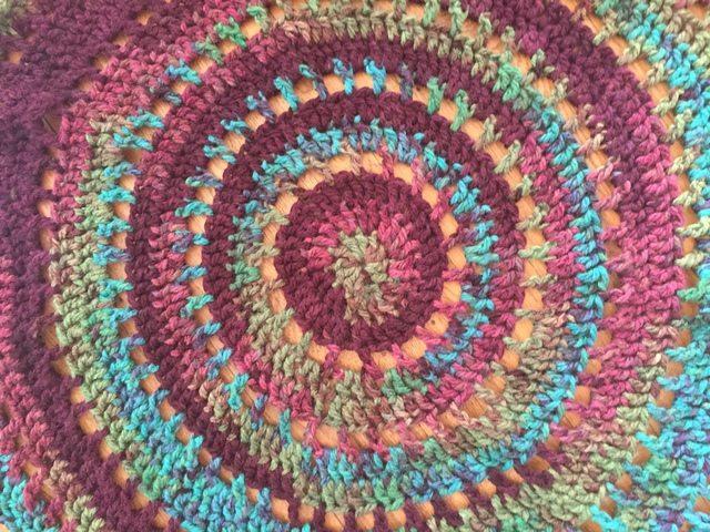shelley crochet mandala rugs for marinke