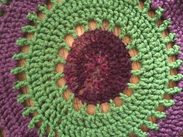 shelleys crochet mandala rugs for marinke