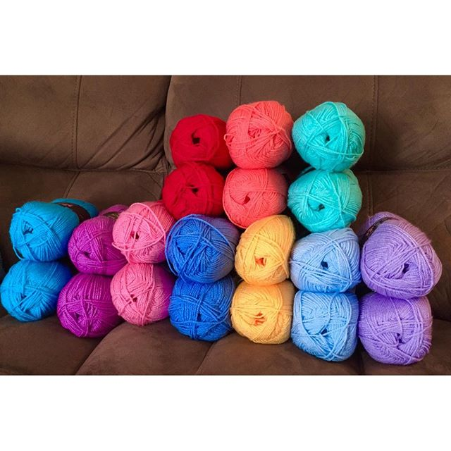 suzycrocheter71 yarn