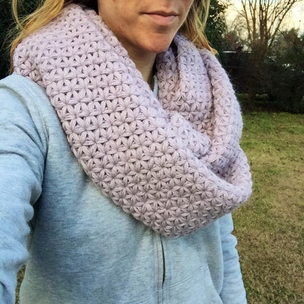 thai crochet cowl free pattern