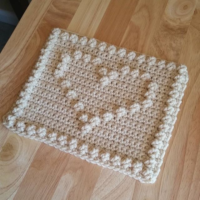 Filet Crochet Alphabet Letters With Cupids
