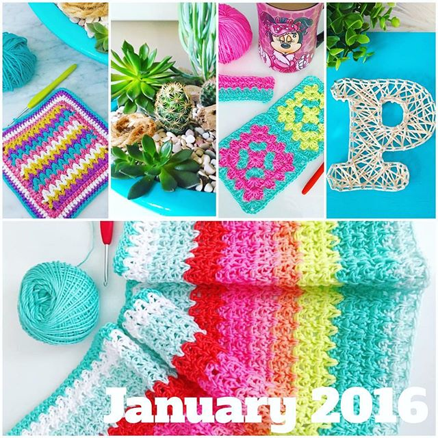 vanessakind january 2016 crochet