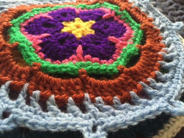 wendy seddon crochet mandala