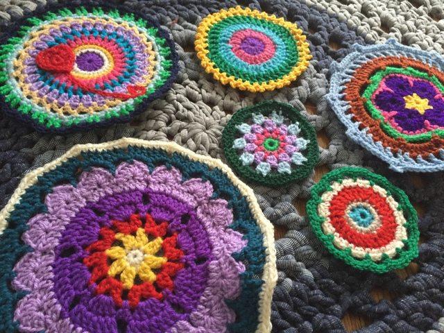 wendy seddon crochet mandalasformarinke set