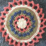 Alice's Crochet Mandala from France