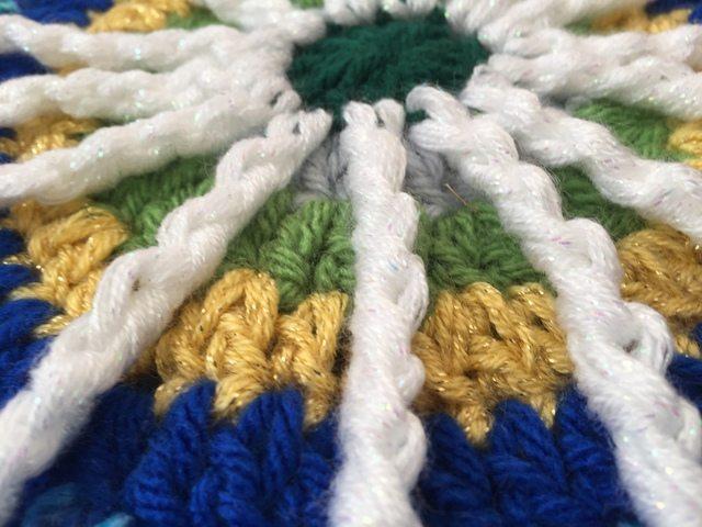 Arienne's Crochet Mandala