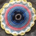 Danielle's Crochet Mandala and Story