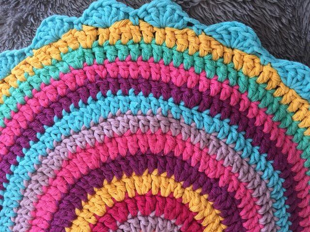 Elene's Crochet Mandala from Cyprus 3