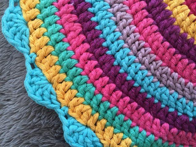 Elene's Crochet Mandala from Cyprus 5