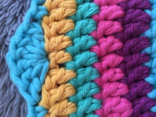 Elene's Crochet Mandala from Cyprus 7
