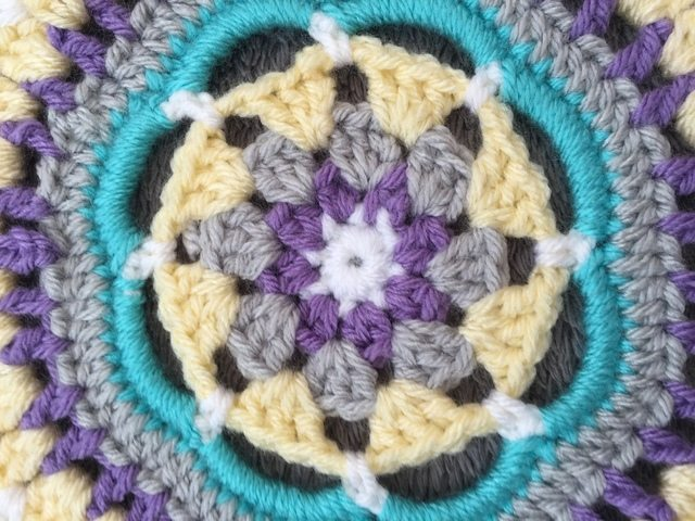 Holly's Crochet Mandala