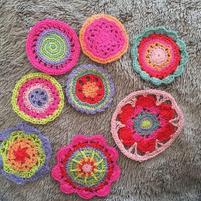 Kayt of Vivacious Art Shares Her Crochet MandalasForMarinke 5