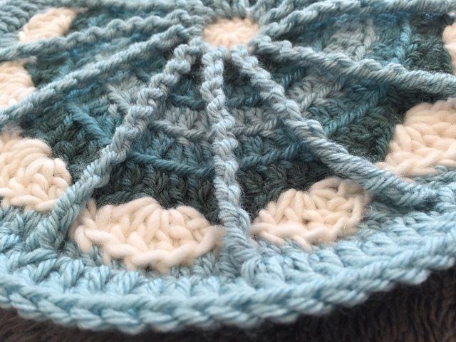 Kayt of Vivacious Art Shares Her Crochet MandalasForMarinke spoke