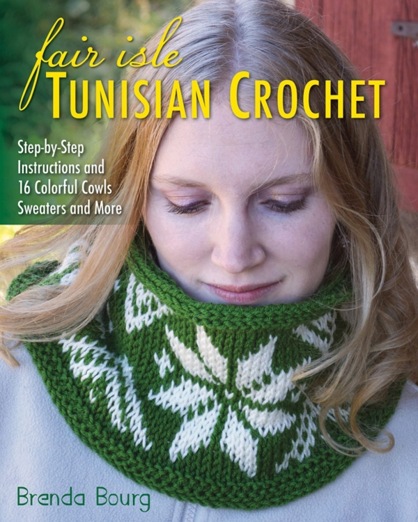 Fair Isle Tunisian Crochet book