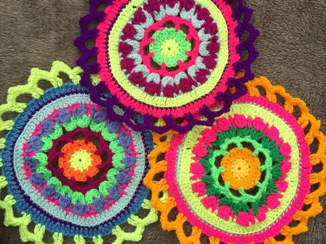Steph's Crochet Mandalas