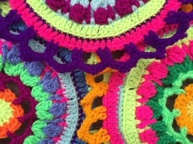 Steph's Crochet MandalasForMarinke
