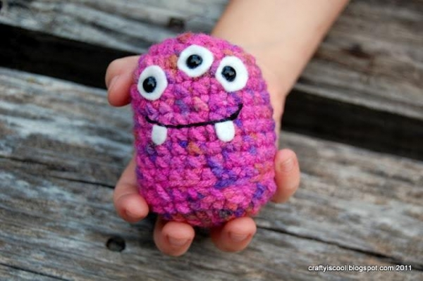 Cool Amigurumi Crochet Patterns : Crochet Blog Roundup: February 2016 in Review
